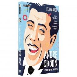 André Chotin 3 courts métrages