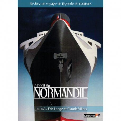 À bord du Normandie