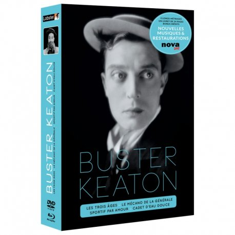 Buster Keaton - 4 Longs Métrages