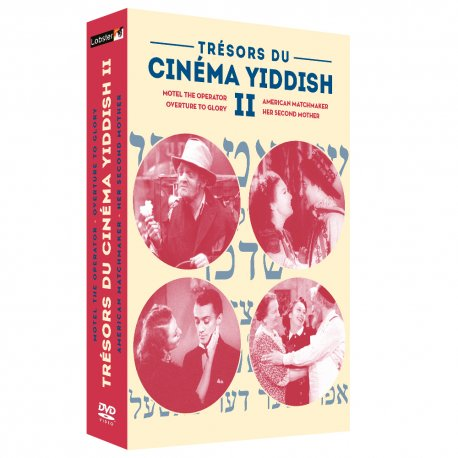 Coffret Yiddish - volume 02